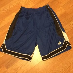 Adidas Basketball shorts size medium